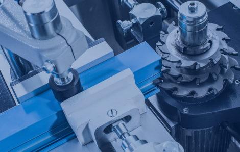 Utilajele specifice productiei de tamplarie PVC